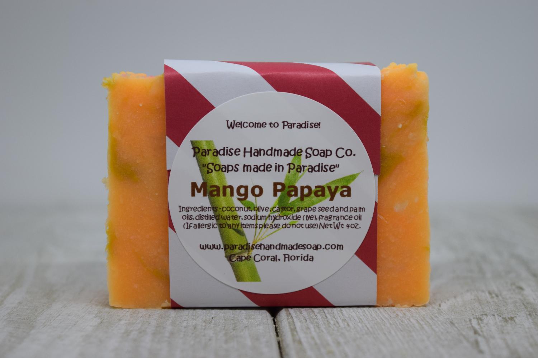 Mango Papaya Soap